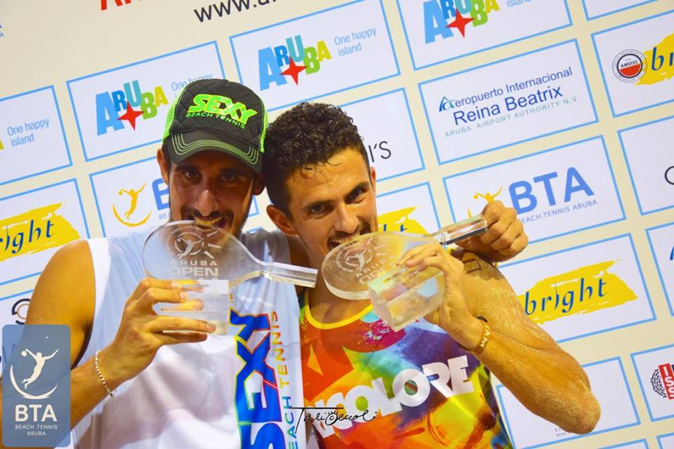 OPEN MEN DOUBLES 2016 – Michele Cappaletti & Luca Carli